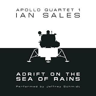 Adrift on the Sea of Rains audiobook cover art