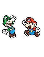 CARINGA - Orecchini di Super Mario - Mario e Luigi