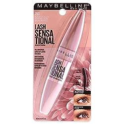 cheap Maybelline Lash Sensational Rinse Off Mascara, Blackest Black, 0.32 fl.Oz