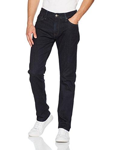 Mavi Herren Marcus Straight Jeans, Rinse Comfort 23744, 36W / 32L