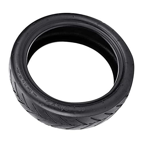 MARMODAY Scooter Neumáticos de goma sólida eléctrica neumático hueco bicicleta de montaña tubo interno