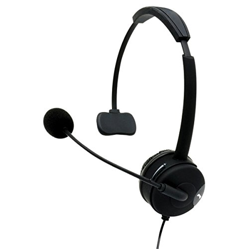 RoadKing Noise-Canceling Headset with Mic for Hands-Free