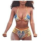 Bikinis Mujer Sexy Brasileños Tanga 2021Traje de Baño Push Up Conjuntos de Bikinis Tiro Alto calzedonia Bañadores con Relleno Bohemia Micro Mini Dos Piezas Tankinis Ropa de Baño Berimaterrry