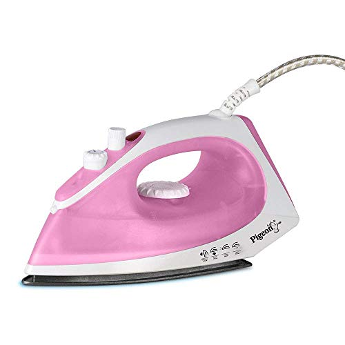 Pigeon by Stovekraft Modern Casa 2.0 Steam Iron Box - 1600 W