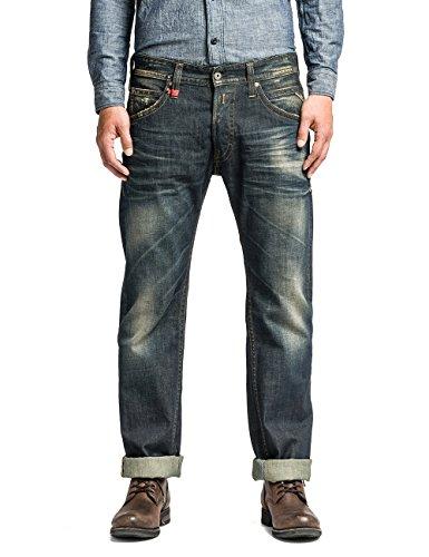 Replay Herren Tillbor Jeans, Blau (Blue Denim 7), W29/L32 (Herstellergröße: 29)