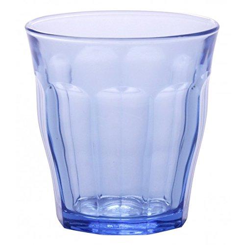 Duralex - Picardie Lot de 4 verres marins 250 ml