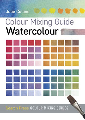 Colour Mixing Guide: Watercolour (Colour Mixing Guides) (English Edition)