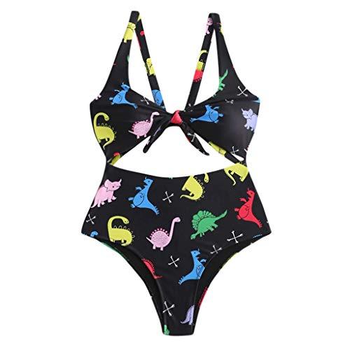 Poachers Traje de baño Mujer Cintura Alta bañadores de Mujer Tallas Grandes Pin up Ropa de baño Bikinis Mujer 2019 Push up brasileño bañadores de Mujer 2 Piezas Bikini Mujer Braga Alta