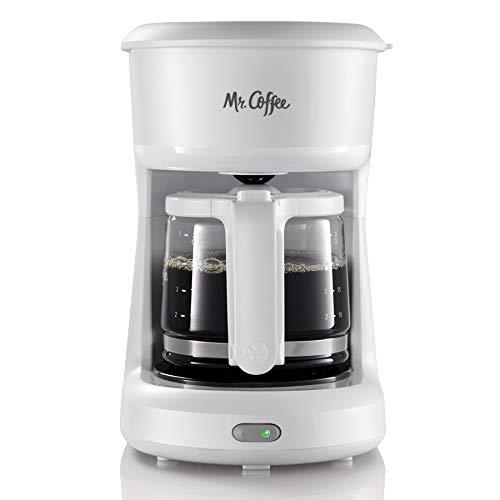 cafetera 5 tazas de la marca Mr. Coffee