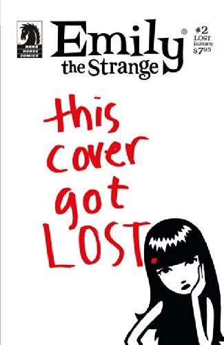 Emily The Strange #2: The Lost Issue