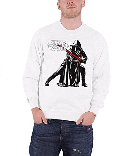 STAR WARS 7 - Sweatshirt Red Squad Hoodies - Black (XXL)