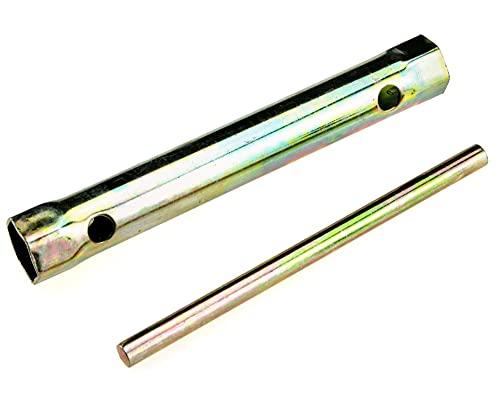 Llave de vaso bujía de encendido 16/18 mm llaves de alcance profundo para moto