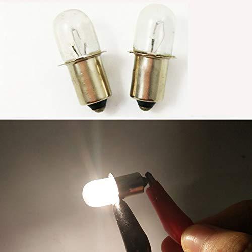 P13.5S 5W 6-24V LED Ampoule Lampe Poche Travail Lampe Torche Rechange LED Ampoul
