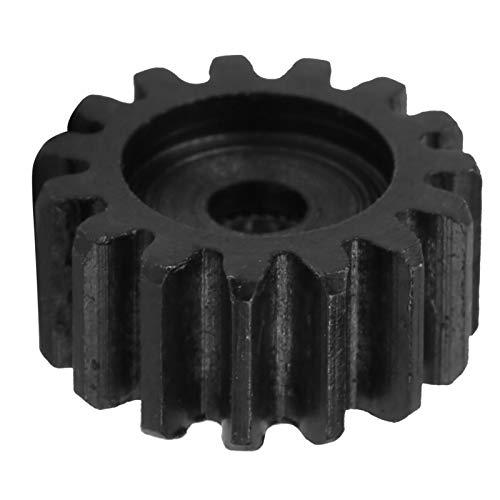 サーボギアスプロケット、4307-1025-0015 15歯サーボステアリングギア鋳鋼、25歯スプラインMOD 0.8