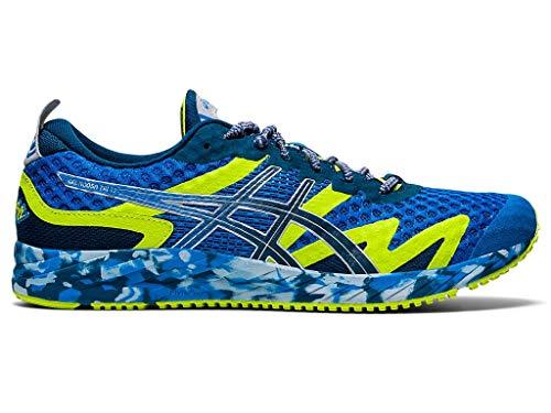ASICS Men's Gel-Noosa Tri 12 Running Shoes, 8M, Directoire Blue/MAKO Blue