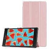 FINTIE Housse pour Lenovo Tab 7304F Tablette Tactile 7' - Ultra Mince Etui Coque Case...