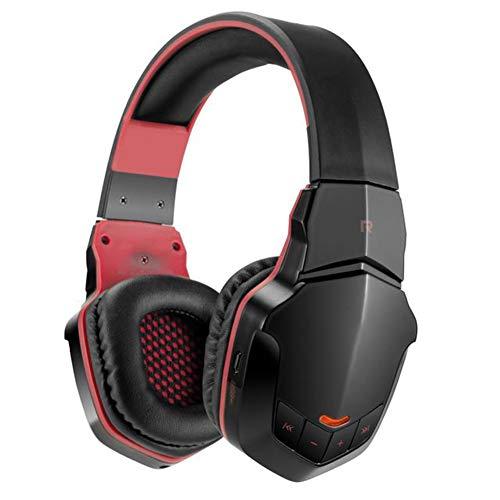 Headset Bluetooth headset, gaming headset met ruisonderdrukking microfoon voor PS4, Nintendo Switch, Xbox One, PC, size, oranje