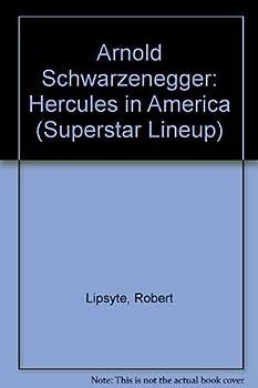 Paperback Arnold Schwarzenegger : Hercules in America Book