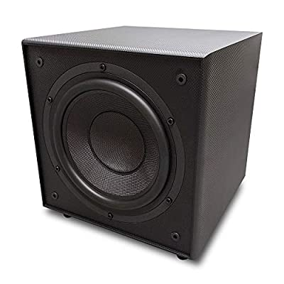 Wharfedale Diamond SW150 Subwoofer (Carbon Fibre) from Wharfdale