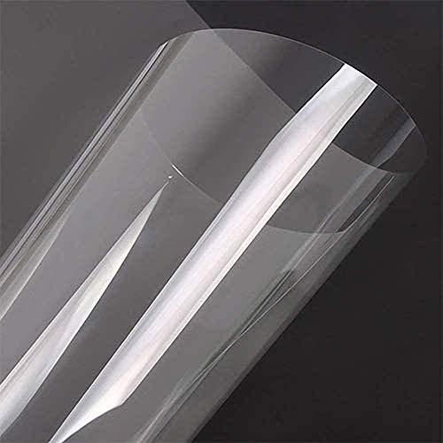 KEANCH Mantel Manteca Transparente De Mesa De PVC, Tapa De Mesa Impermeable De PVC Limpiaparabrisas, para Almohadillas De Mesa De Escritorio, Esteras De Escritorio Suaves(Size:80x80cm,Color:2.6mm)