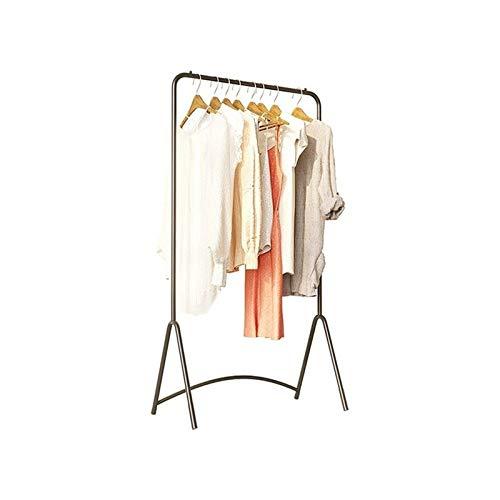 C-J-XIN Arte del Hierro Barra de Colgar, Simplicidad Ropa Soporte de exhibición Boutiques Abrigo Escudo Bastidores Escaparate Expositores Tienda de Ropa para bastidores