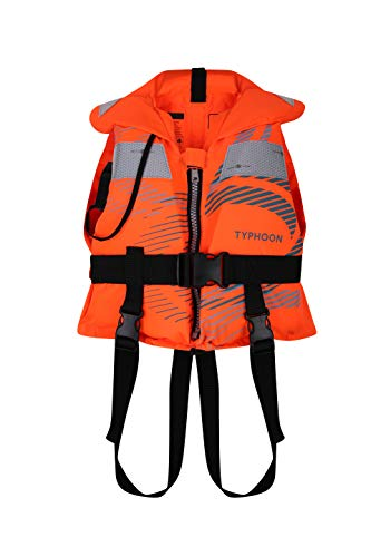 Typhoon FILEY Childs Life Jacket 100N for Kids Watersports (5-8Yrs...