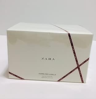 ZARA Femme & Red Vanilla Eau De Toilette 2 x 100ml/3.4 oz