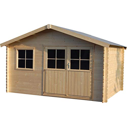 Caseta de madera Flodeal Decor et Jardín 28mm
