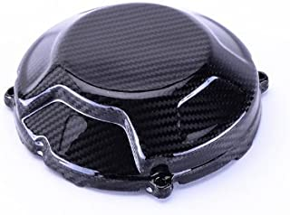 Bestem CBDU-STFT-EGC-AT Carbon Fiber Clutch Cover for Ducati Streetfighter