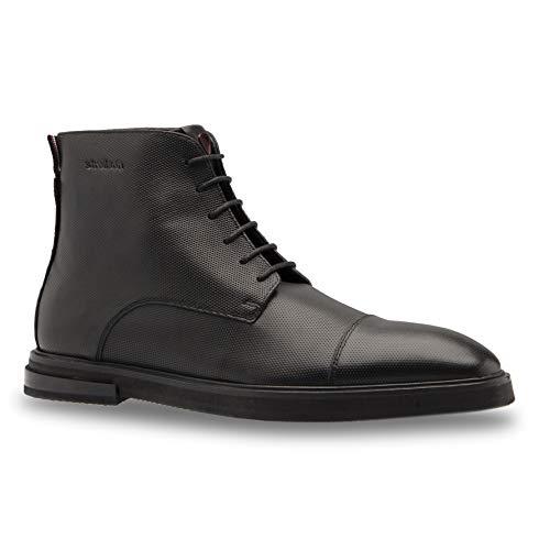 Strellson Herren Alan Boot mfu Klassische Stiefel, Schwarz (Black 900), 44 EU