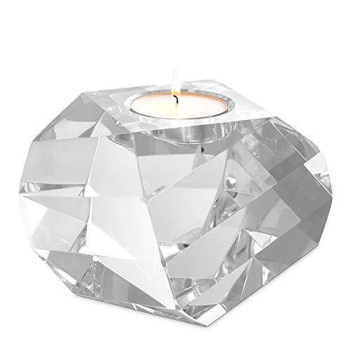 Eichholtz - Teelichthalter - Kerzenständer - Lucidity - Maße (ØxH): 13,5 x 12 cm