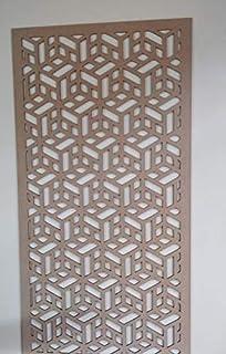 LaserKris QB1 - Rejilla para radiador (4 x 2)