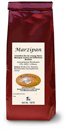 Marzipan, Rooibosteemischung
