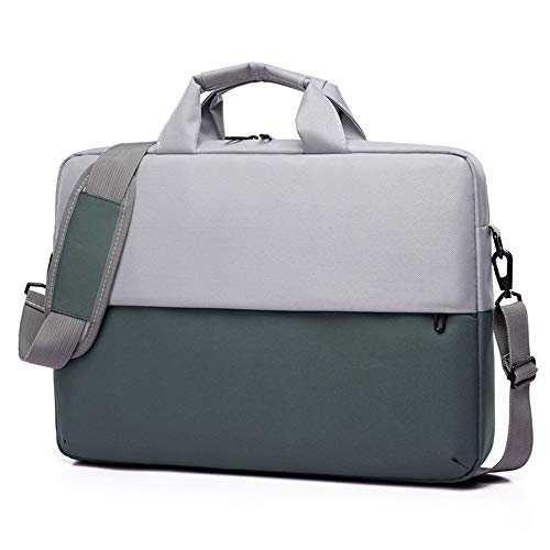Laptop Bag 15.6 Inch - Women and Men Briefcase Shoulder Messenger Waterproof Computer Bag Satchel Tablet Bussiness Carrying Handbag - Laptop Sleeve Case -for MacBook Pro