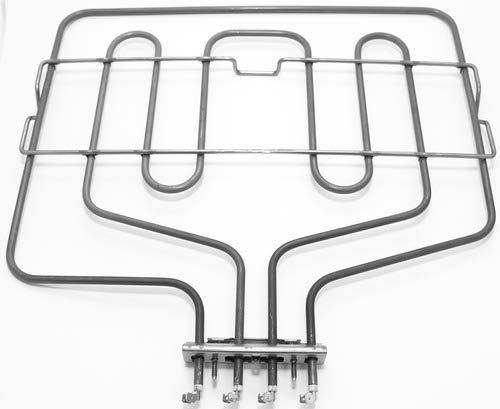EVH-XTRA® Heizung Oberhitze, Grill/Heizelement EGO 20.40843.000 passt für 00290149, Bosch Siemens