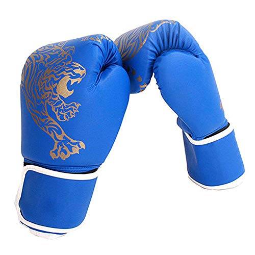 Eachbid Guantes de Boxeo para Adulto,Guantes de Boxeo Unisex,Juego de 2...