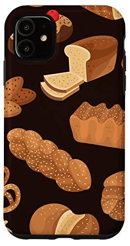 iPhone 11 Bakery, Baking, Food, Bread, Pastries, Sweet, Cookies, Gift Case