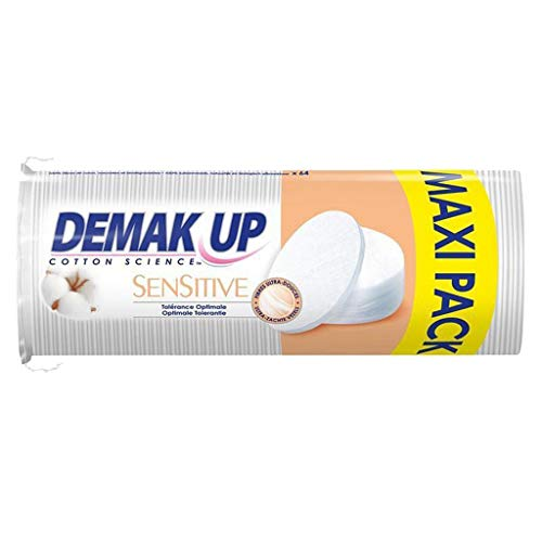 Demak Up Sensitive Tolérance Optimale Maxi Pack x64 Cotons (lot de 6)