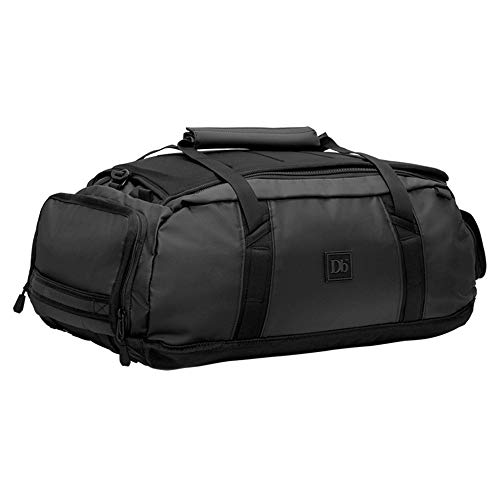 Douchebags The Carryall 40L - Bolsa de Viaje, Unisex, Negro