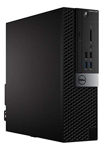 Dell OptiPlex 7040 Desktop (Intel Core-i5 3.2 GHz, 8 GB RAM, 128 GB SSD, Intel HD Graphics 530 Windows 10) (Renewed)