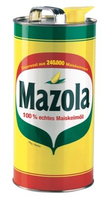 Mazola Maiskeimöl 2l