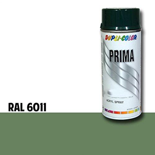 DUPLI-COLOR Lackspray 400 ml RAL 6011, 1 Stück, resedagrün,788901