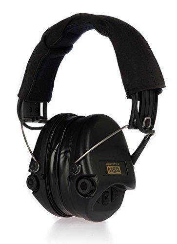 MSA Sordin Electric Earmuff