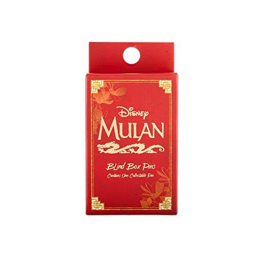 Disney Loungefly Mulan Blind Box Emaille-Anstecknadel