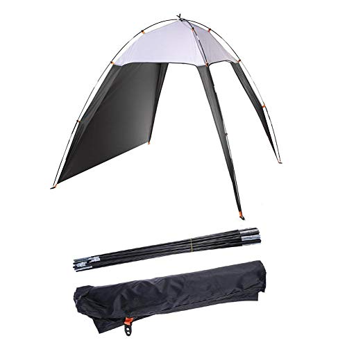 Purebesi Beach Tent Camping Tent Outdoor Camping Lightweight Beach Tent Sun Shade Canopy For Fishing Camping Travel With A Carry Bag