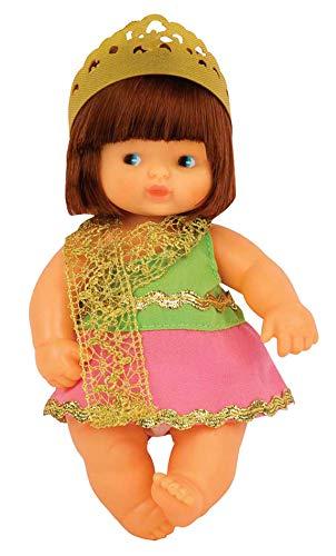 Los Barriguitas - Barriguitas del mundo Tailandesa, muñecas tradicionales de barriguitas con ropa del mundo de Tailandia, coleccionable para adultos y niños, edición limitada, FAMOSA (700016872)