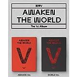 Label V Wayv – Awaken The World (Vol.1) Album+Poster+Extra-Fotokarten-Set Awaken+World Ver. Set