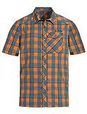 VAUDE Herren Hemd Men's Prags Shirt II, orange madder, 52, 409149825400