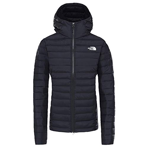 The North Face Anorak de mujer Stretch Down Negro Cód. 4R4K-JK3 Negro S