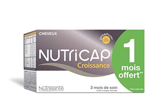 Nutrisanté Nutricap Croissance Multi-Vitamines/Minéraux 180 Gélules